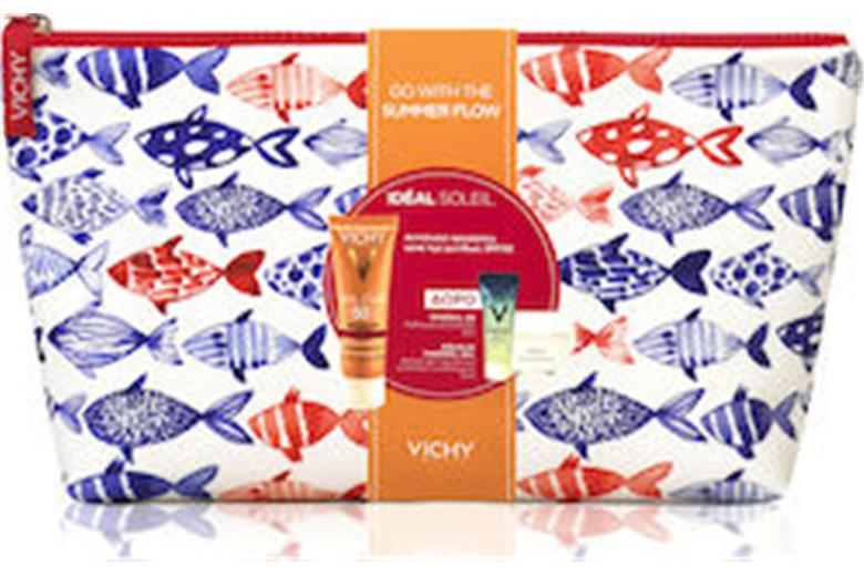 VICHY Ideal Soleil Anti-Age SPF50+ 50ml Go with the Summer Flow
