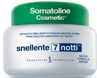 SOMATOLINE COSMETIC Intensive Night 7 Nachthen 400ml