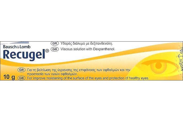 Bausch Lomb Recugel 10gr Pharmapoli Com